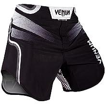 Venum Tempest 2.0 Pantalones de Entrenamiento, Hombre, Negro/Blanco, XL