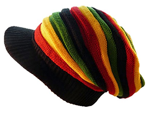 Mütze Dreadlocks (Trendy Wintermützen Strickmützen)