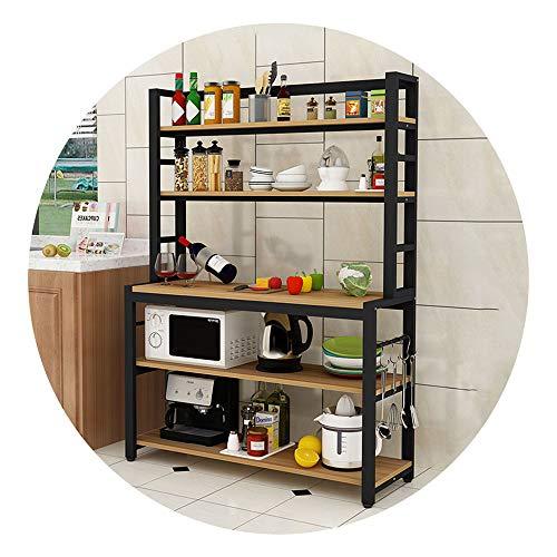 Estante Para Horno De Microondas De Cocina