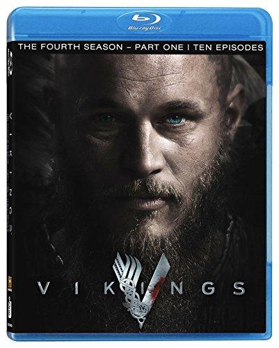 Vikings (Season 4 / Part 1) (Blu-ray)