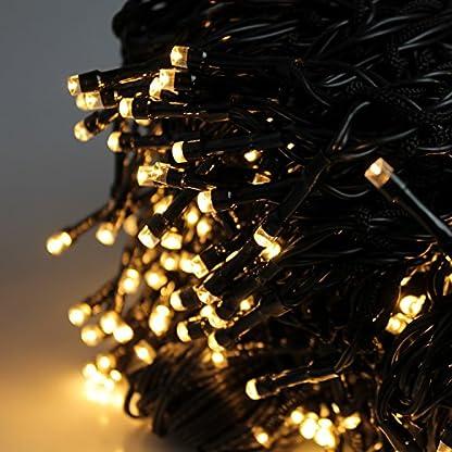 Multistore-2002-Fahnenmast-Lichterkette-360-LEDs-10-Strnge-a-8m-warmweisses-Licht-Fahnenstangen-Beleuchtung-Weihnachtsdekoration-Weihnachtsbaumbeleuchtung
