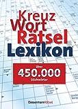 Kreuzworträtsellexikon - über 450.000 Stichwörter - unbekannt