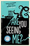 Front cover for the book Are You Seeing Me? by Darren Groth