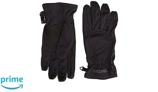 Bekleidung Sonstige Marmot Connect Evolution Gloves Men Black 2018 Handschuhe schwarz