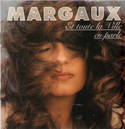Et toute la ville en parle - CD Single 2 Tracks Card Sleeve- MARGAUX - Margaux Single
