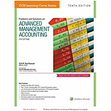 Problems and Solutions on Advanced Management Accounting (For CA Final)