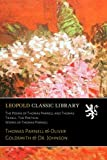 The Poems of Thomas Parnell and Thomas Tickell. The Poetical Works of Thomas Parnell
