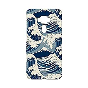 G-STAR Designer Printed Back case cover for Asus Zenfone 3 - G5419