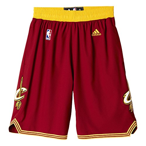 Adidas Woven NBA Team Short Pantalón Corto