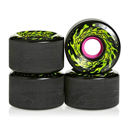 Santa Cruz Skateboard Wheels Slime Balls OG`s 78A 60mm Rollen