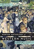 1: The Norton Anthology of Western Music
