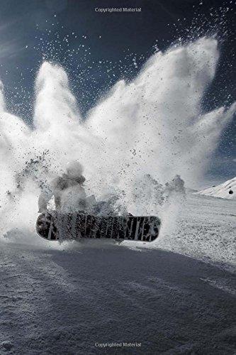 Snowboarding: (notebook/journal)