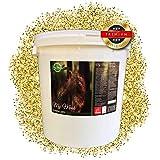 EMMA ♥ Mash Pferdefutter I Mischung für intakte Darmflora & stabile die Verdauung I Trockenmischung I unterstützt Verdauung, Vitalität & glänzendes Fell beim Pferd I Senior 8 Kg