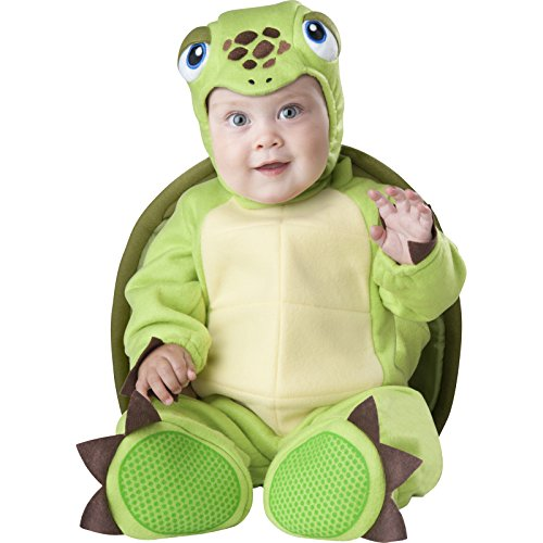 InCharacter Kostüm 6052 'Tiny Turtle' (Large) (Halloween-kostüme Babys Turtle)