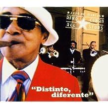 Distinto, Diferente by Afro-Cuban All Stars, de Marcos, Juan (2010) Audio CD
