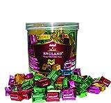 #3: Ausome England Chocolate (120 Pcs X 7 Grams)