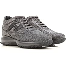 Hogan Sneakers Interactive HXW00N02010H1T3953 Grigio Donna 265270ddc11
