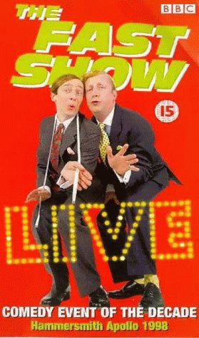 Image of The Fast Show: Live [VHS] [1994]