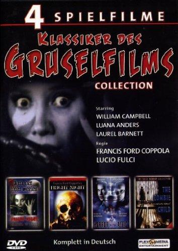 Klassiker des Gruselfilms Collection