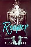 REAPER (Boston Underworld Book 2)