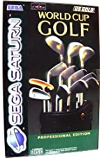 World cup golf - Saturn - PAL [Importación Inglesa]