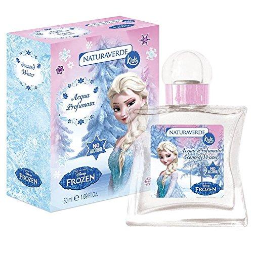 Disney frozen acqua di colonia alcool free - 50 ml