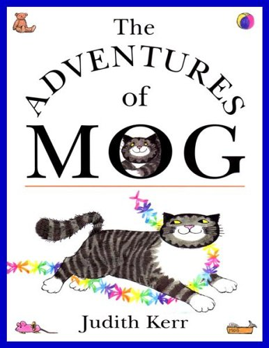 The adventures of Mog.