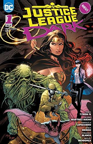 Justice League Dark: Bd.1: Hexenstunde