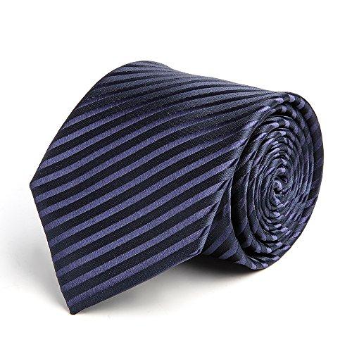 LAOWWO Elegante Jacquard Krawatte Klassische Herren Hochzeit Polyester Seide Weben Krawatte 7~8 cm Casual Business Feste Krawatte (Hochzeiten Für Ideen Herzstück)