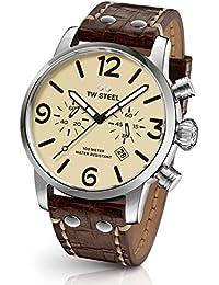 Armbanduhr Unisex TW STEEL -MAVERICK 45mm- MS23