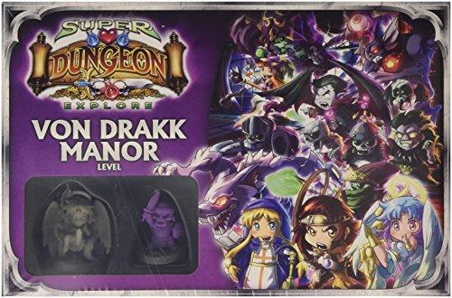 Super Dungeon erkunden V2 - Von Drakk Manor - Soda Pop Miniatures