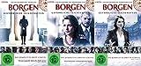 Borgen  /  Gefährliche Seilschaften Die komplette Serie (11 DVDs)