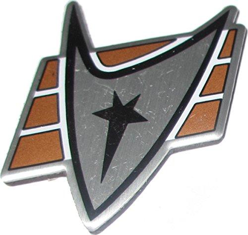 Raumschiff Enterprise / Startrek Magnet / Kühlschrankmagnet ® (Sternenflotten Kommando) B-Ware -