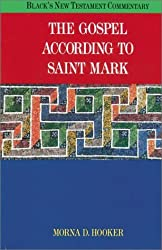 The Gospel according to St. Mark (Black's New Testament Commentary)