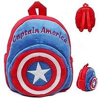 ZFWB Plush Cartoon Student School Bag, Used for Kindergarten Girl Bag, Cute Kids Backpack 23 * 9 * 20cm 5