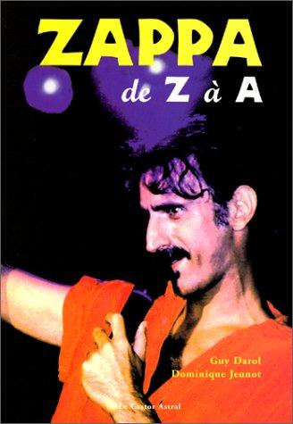 Zappa de Z à A par Guy Darol