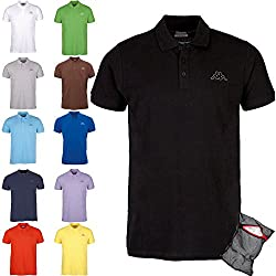 Kappa Herren Poloshirt Ziatec Edition