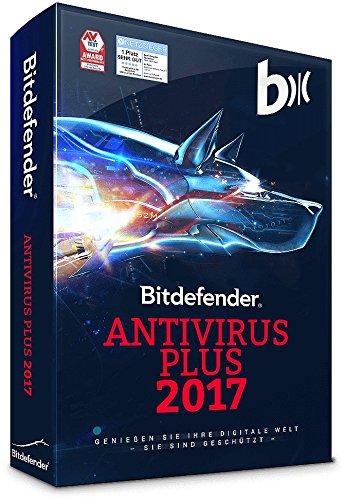 Bitdefender Antivirus Plus 2017 ? 3 PC | 1 Jahr...
