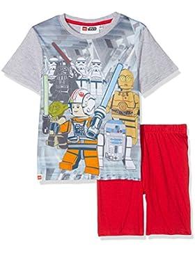 FABTASTICS Star Wars, Pijama para Niños