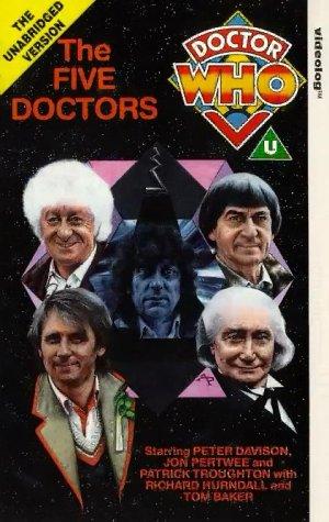 Preisvergleich Produktbild Doctor Who: The Five Doctors [VHS] [UK Import]