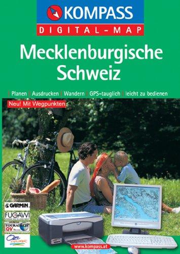 Mecklenburgische Schweiz. CD-ROM für Windows 95/98/2000/NT/XP