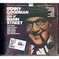 Yale Archives Vol. 2 ( Live At Basin Street) : Benny Goodman - 2 Archive Music Book
