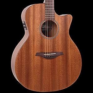 Vintage ® SweetWater Série VE900MH Guitare électro-acoustique Acajou