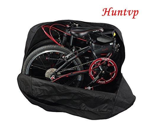 Huntvp Bolsa de Almacenamiento de Bicicleta Bolso Plegable del Recorrido Viaje de la Bici para la Bici 20 Pulgada