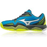 newest collection 00117 dcefb Mizuno Wave Intense Tour 4 All Court Tennis Shoes - SS18 Blue