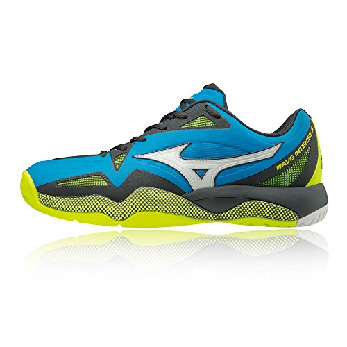 Mizuno Wave Intense Tour 4 All Court Scarpe da Tennis - SS18 Blue