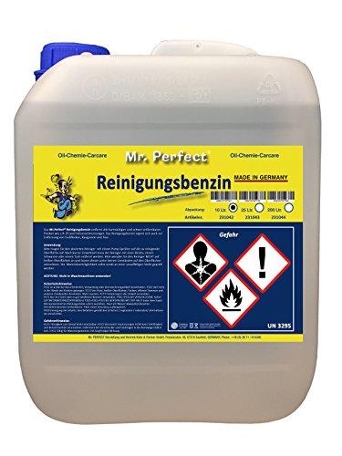 Preisvergleich Produktbild Mr.Perfect Reinigungsbenzin 10 Liter
