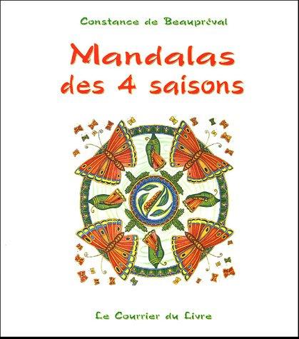 Mandalas des 4 saisons