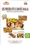 Les produits carnés halal - Charcuteries et préparations bouchères