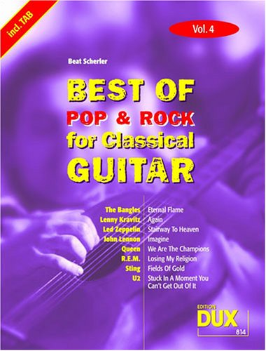 Best of Pop & Rock for Classical Gui...